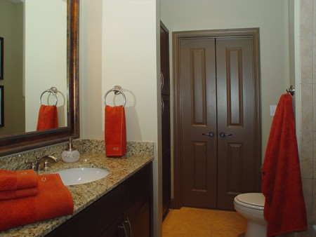 Bathroom at Listing #144708