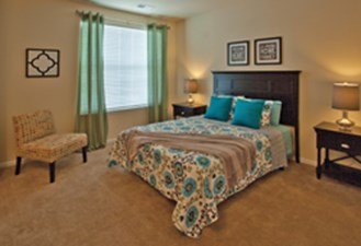 Bedroom at Listing #242154