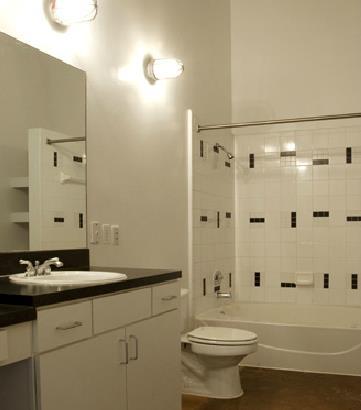 Bathroom at Listing #138036