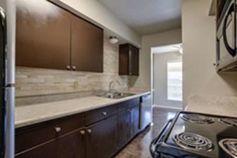 Kitchen at Listing #136904