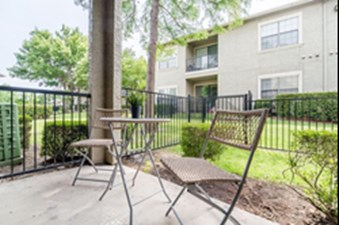 Patio at Listing #137638