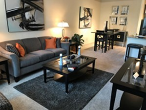 Living Room at Listing #147780
