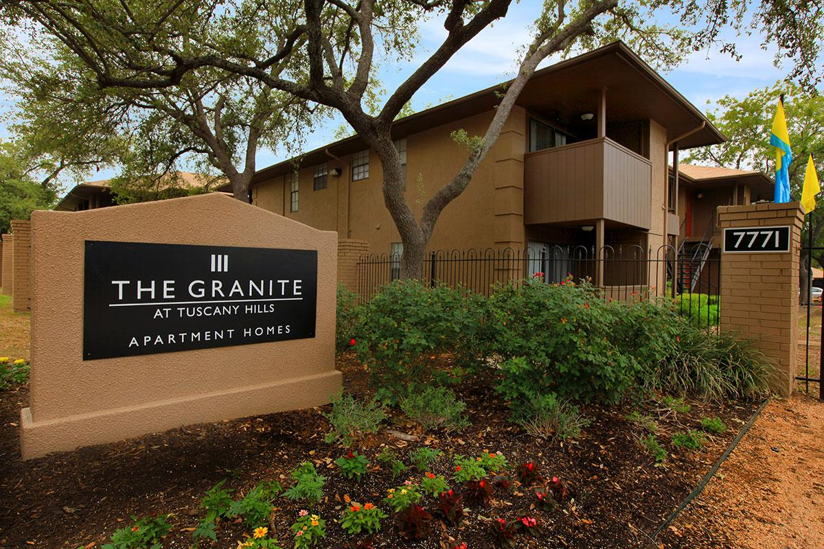 Granite at Tuscany Hills Apartments San Antonio, TX