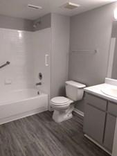 Bathroom at Listing #140056