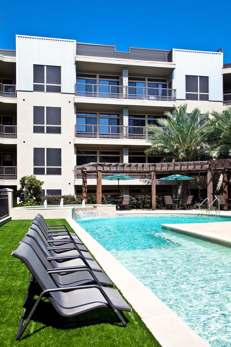 Pool at Listing #145011