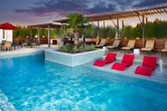 Pool at Listing #270535