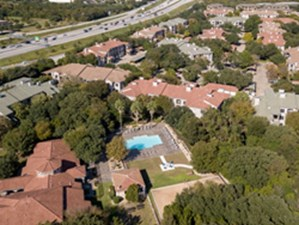 Aerial View at Listing #140646