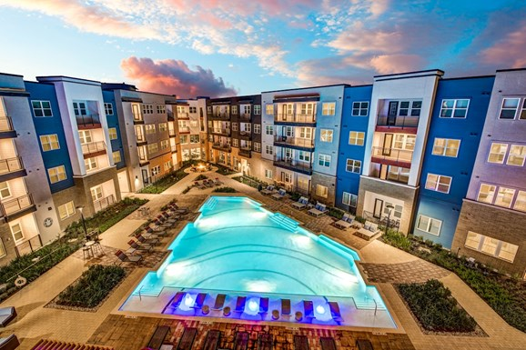 Aura Riverside Apartments