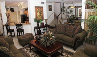 Living Area at Listing #144191