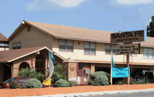 Santa Fe ApartmentsSan AntonioTX