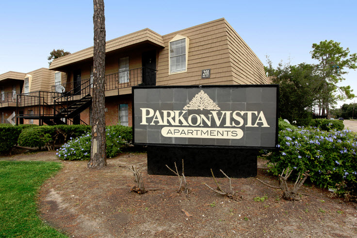 Park on Vista Apartments Pasadena, TX