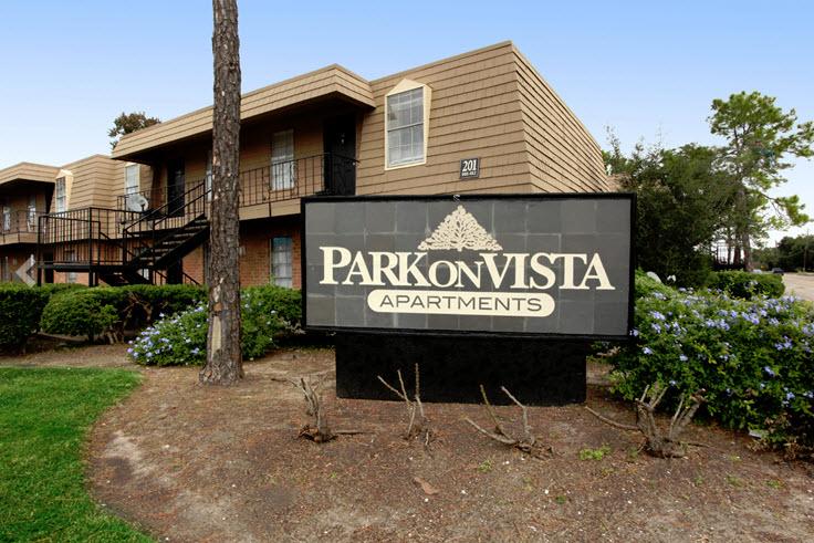 Park on Vista ApartmentsPasadenaTX