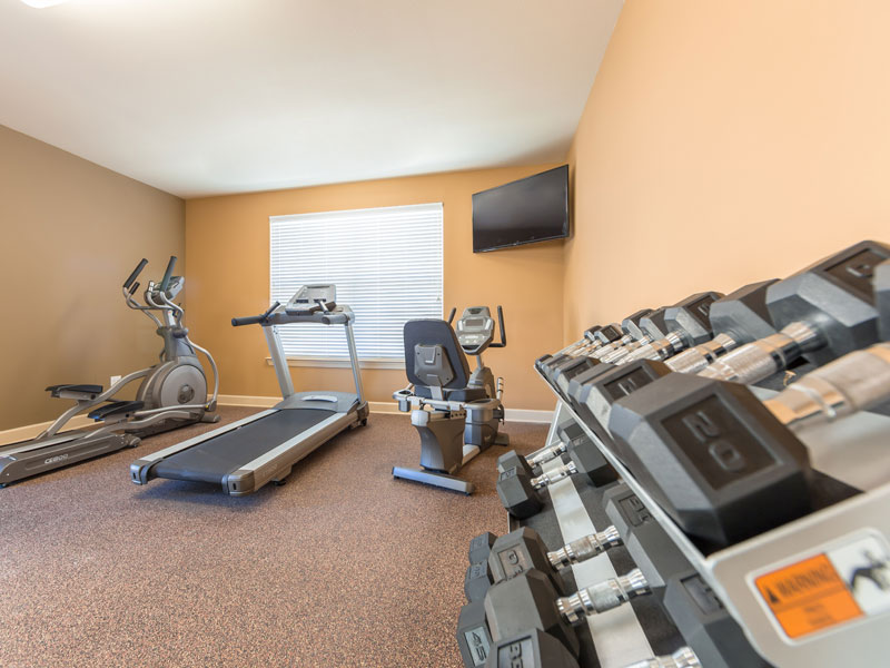 Fitness at Listing #264126