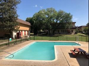 Pool at Listing #141031