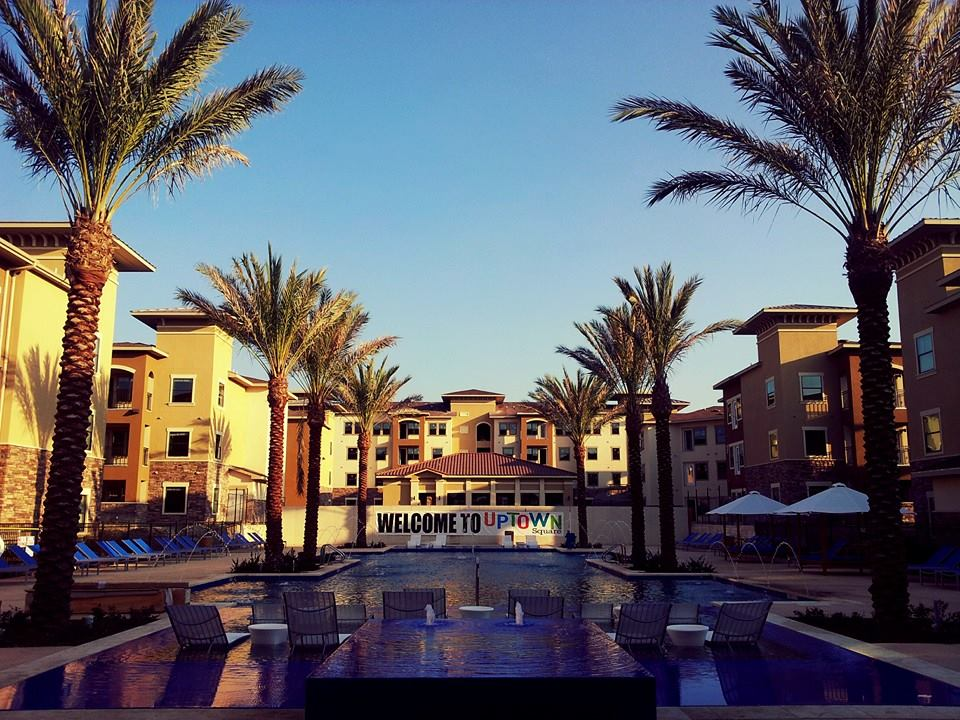 Uptown Square Apartments San Marcos, TX