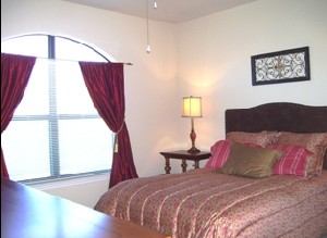 Bedroom at Listing #145714