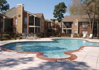 Pool at Listing #138390