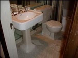 Bathroom at Listing #150839