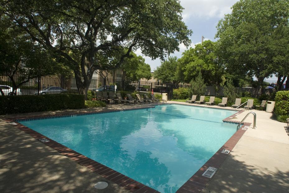 Pool at Listing #135763