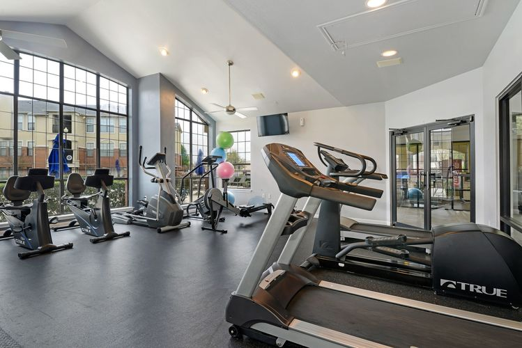Fitness Center at Listing #137885