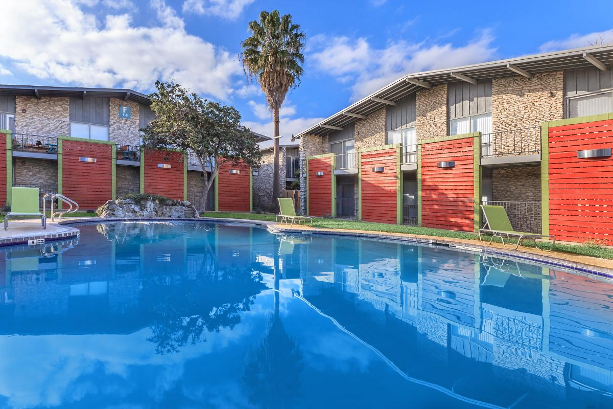 Pool at Listing #140834