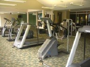 Fitness Center at Listing #137672