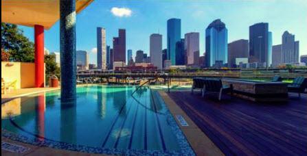Pool at Listing #261126