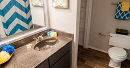 Bathroom at Listing #136714