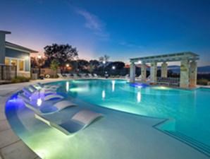 Pool at Listing #299856