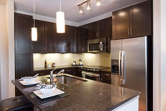 Kitchen at Listing #225971