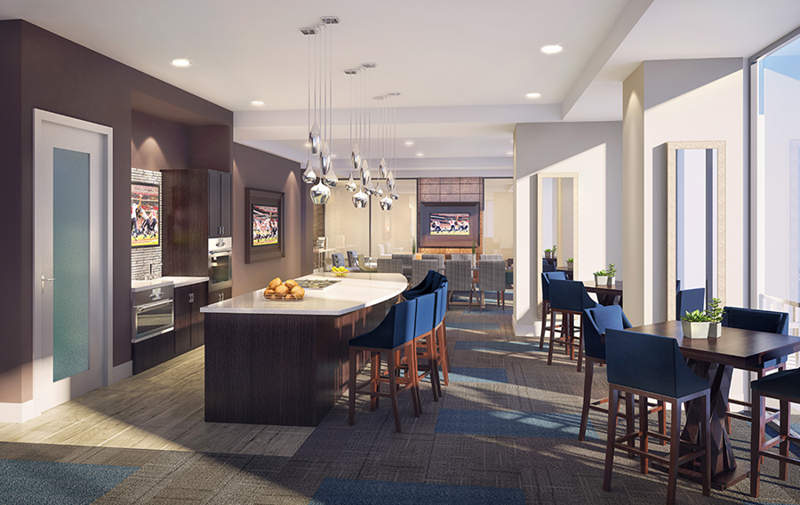 Clubhouse at Listing #250201
