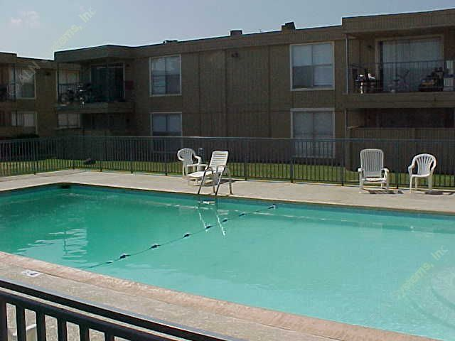 Pool Area at Listing #136153