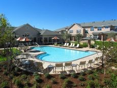 Pool at Listing #144236