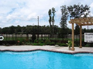 Pool Area at Listing #144417
