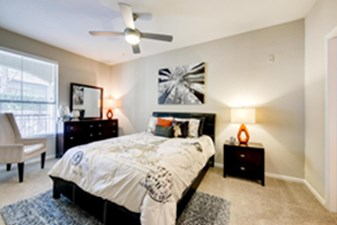 Bedroom at Listing #137832