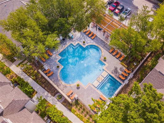 Aerial View at Listing #137790