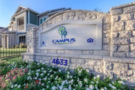 Campus Apartments Fort Worth TX