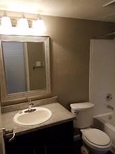 Bathroom at Listing #137082
