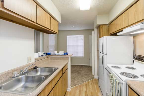 Kitchen at Listing #138349