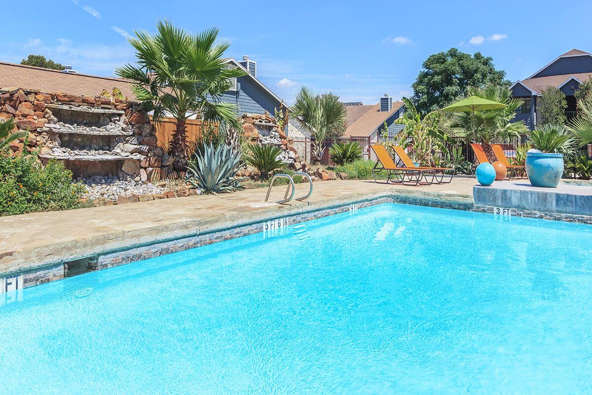 Pool at Listing #286859
