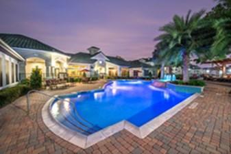 Pool at Listing #138724