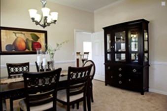 Dining Room at Listing #152864