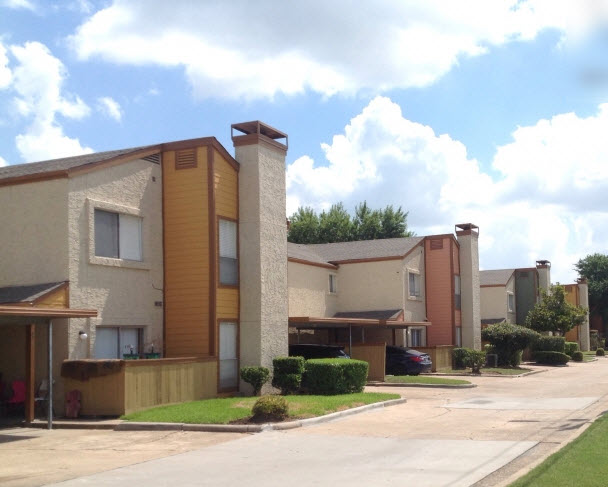 Ambiance Townhomes Houston TX