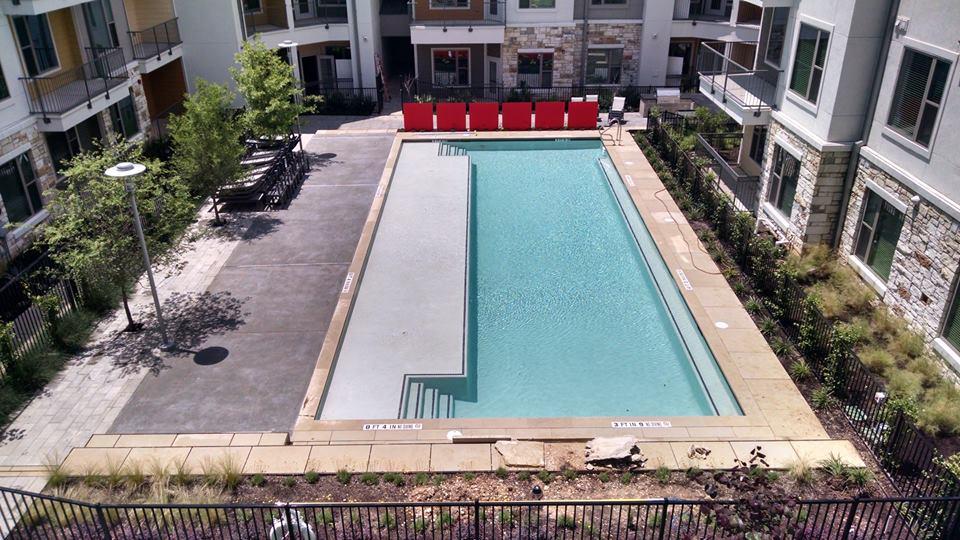 Pool at Listing #280514