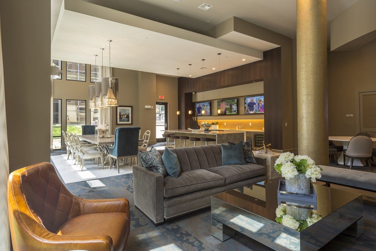 Clubhouse at Listing #287221