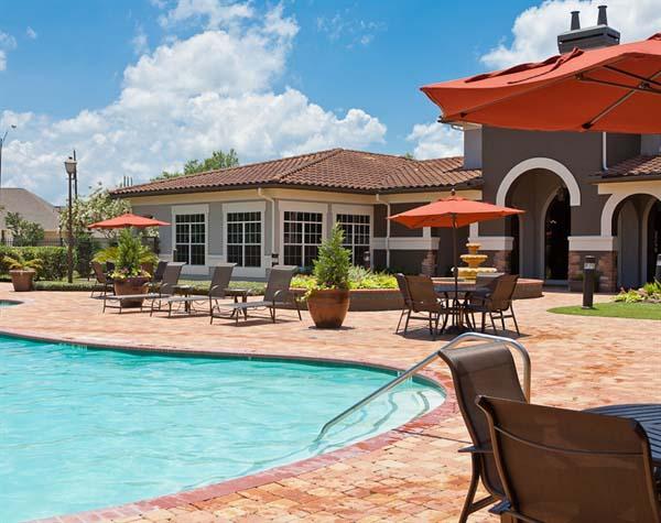 Pool at Listing #144212