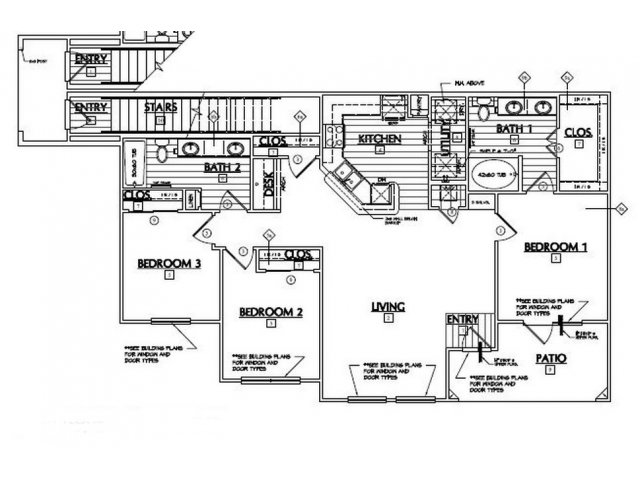 1,299 sq. ft. Stallion floor plan