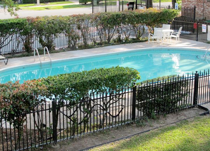 Pool at Listing #139796
