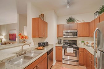 Kitchen at Listing #143465