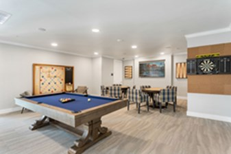 Gameroom at Listing #307589